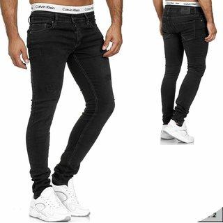Herren Jeanshosen  Stretch Hose  Jeans  Slim fit  SKINNY 1006