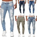 Herren Jeanshosen  Stretch Hose  Jeans  Slim fit  SUPER...