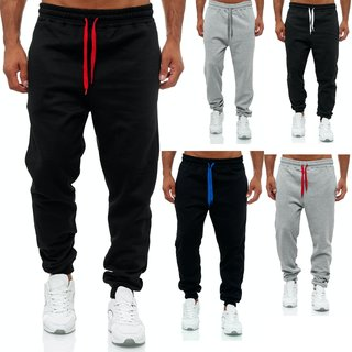 Herren Jogginghose  Sporthose Trainingshose Slim fit 701 NEU