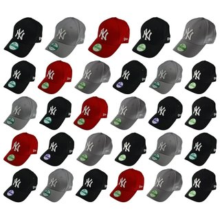 NEW ERA CAP 9FORTY NY  YANKEES DODGERS VIELE FARBEN Black Red Grey Adjustables..