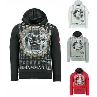 Herren hoodie  Muhammad Ali  Sport  Jogging  Pullover hoody Kapuzen 82253