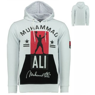 Herren hoodie  Muhammad Ali  Sport  Jogging  Pullover hoody Kapuzen 82253 & 55