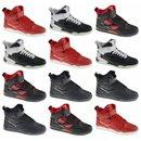 Herren High-Top Sneakers Sportschuhe Laufschuhe Training...