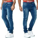 Herren Jeans Hose  Slim Fit SKINNY   H1003.   40113