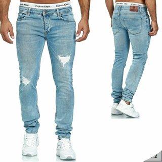 Herren Jeanshosen  Stretch Hose  Jeans  Slim fit  SKINNY 1001