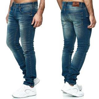 Herren Jeanshosen  Stretch Hose  Jeans  Slim fit  SKINNY 1003-1