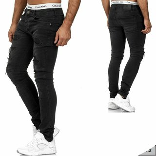 Herren Jeanshosen  Stretch Hose  Jeans  Slim fit  SKINNY 1005