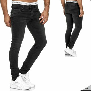 Herren Jeanshosen  Stretch Hose  Jeans  Slim fit  SKINNY 1007