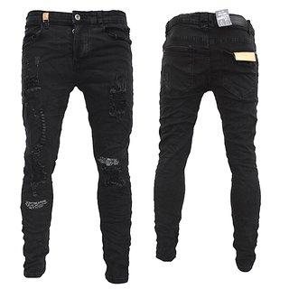 Herren Jeanshosen  Stretch Hose  Jeans  Slim fit  SUPER SKINNY Jeans OMG 1270
