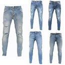 Herren Jeanshosen Stretch Hose Jeans  Slim fit  SUPER...