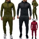 Herren Jogging Anzug Trainingsanzug Sweatshirt Hose...