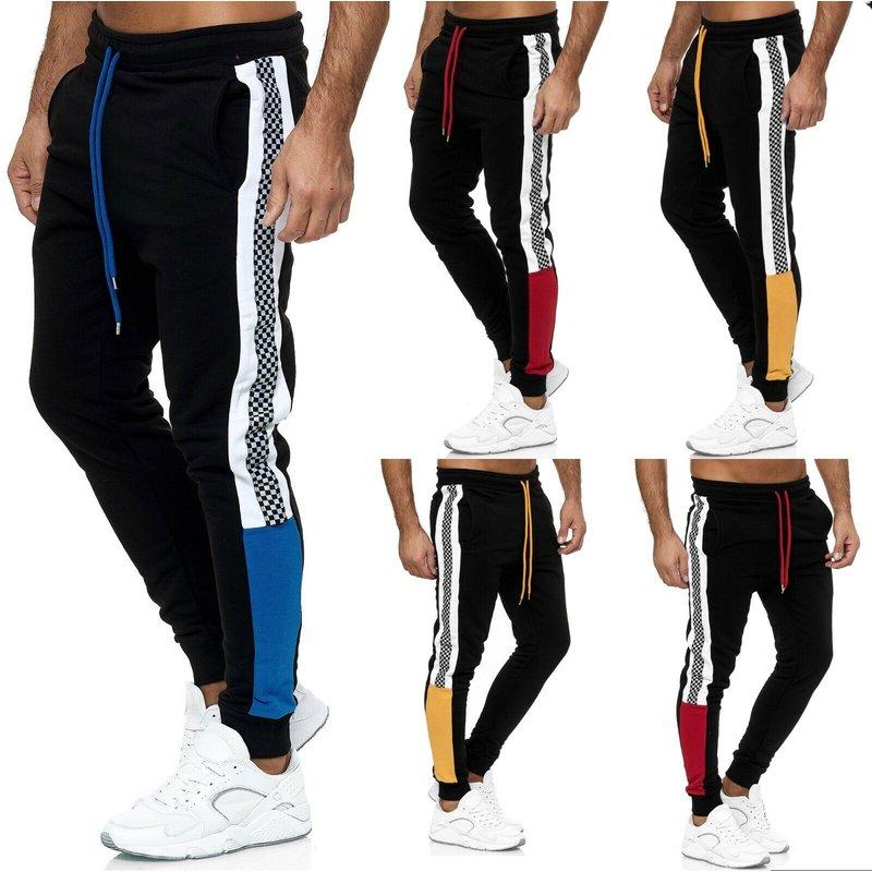 Herren Jogginghose Jogging Hose Freizeithose Trainingshose Sporthose NEU