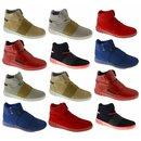 Herren Sneakers High-Top Sportschuhe Laufschuhe...