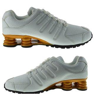 Herren Sneakers Sportschuhe Laufschuhe Streetwear Halbschuhe C19034-2 WHITE