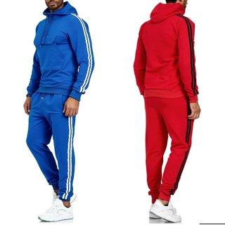 Herren Trainingsanzug Jogginganzug Sportanzug Jogging Anzug
