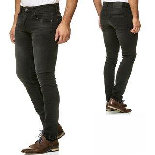 iProfash Designer Herren Jeans Hose Basic Stretch Jeanshose Regular Slim NEU ...