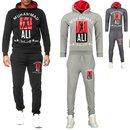 iProfash Herren Trainingsanzug/Muhammad Ali JOGGING SPORT...