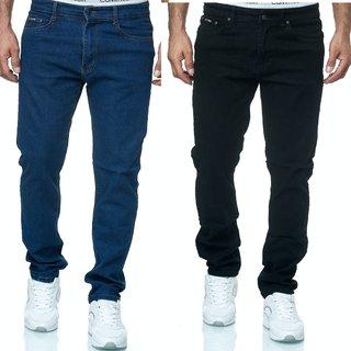 Thermo Jeans Hose Herren Übergrößen Winter  Jeans Hosen Gefütter    915 (t
