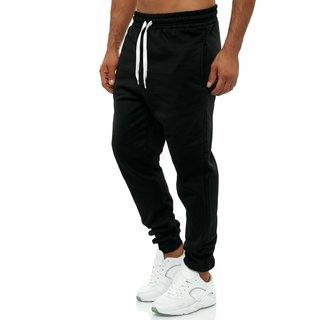 Jogginghose  Sporthose Trainingshose Fitness Hose  Jogger BASIC Freizeit  Neu
